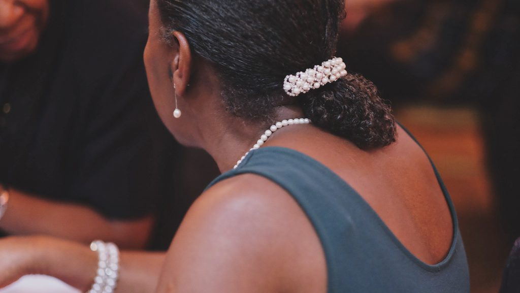 Pearls are The Posh Club's best friend