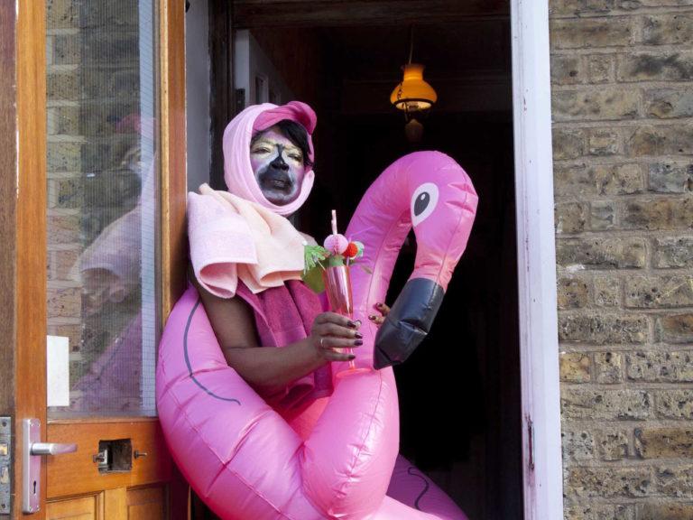 Dancehall Flamingos